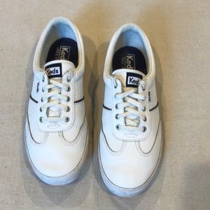 Keds Ortholite White Sneakers 8